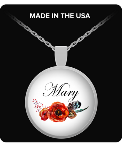 Mary v7 - Necklace