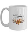 Esther v3 - 15oz Mug