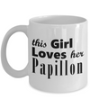 Papillon - 11oz Mug - Unique Gifts Store