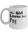 Pug - 11oz Mug - Unique Gifts Store