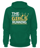 The Hottest Girls Running - Hoodie - Unique Gifts Store