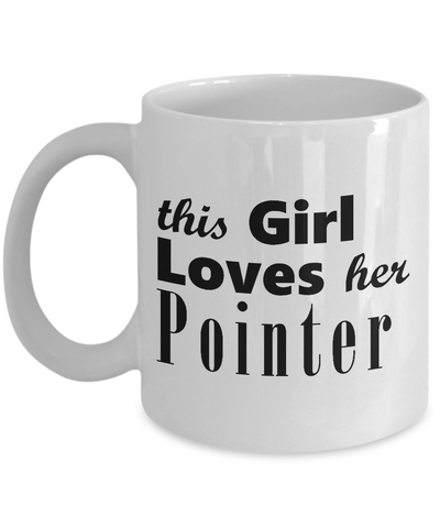 Pointer - 11oz Mug - Unique Gifts Store