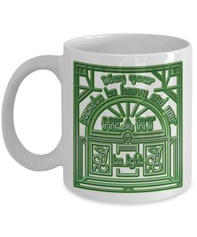 Irish Blessing - 11oz Mug - Unique Gifts Store
