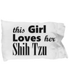 Shih Tzu - Pillow Case - Unique Gifts Store