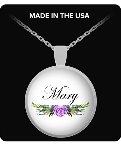 Mary v6 - Necklace