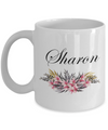 Sharon v2 - 11oz Mug