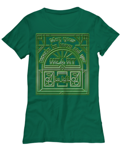 Irish Blessing - Women's Tee - Unique Gifts Store