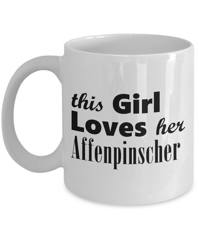 Affenpinscher - 11oz Mug - Unique Gifts Store