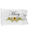 Mary v5 - Pillow Case - Unique Gifts Store