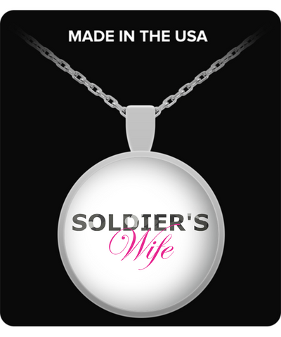 Soldier's Wife - Necklace - Unique Gifts Store