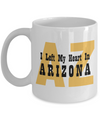 Heart In Arizona - 11oz Mug - Unique Gifts Store