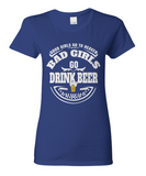 Bad Girls Drink Beer - Unique Gifts Store
