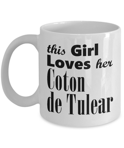 Coton de Tulear - 11oz Mug - Unique Gifts Store