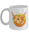 Zodiac Sign Taurus - 11oz Mug - Unique Gifts Store