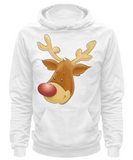 The Christmas Reindeer - Hoodie - Unique Gifts Store