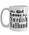 Swedish Vallhund - 15oz Mug