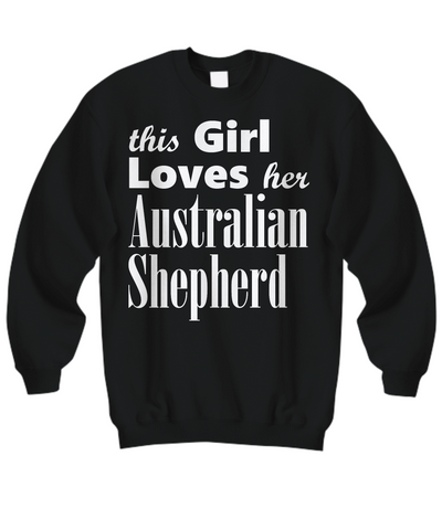 Australian Shepherd - Sweatshirt - Unique Gifts Store