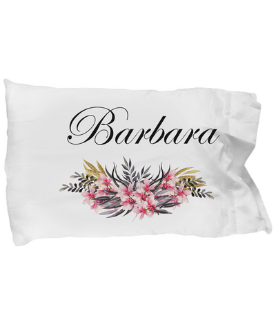 Barbara - Pillow Case - Unique Gifts Store