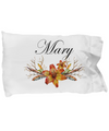 Mary v3 - Pillow Case - Unique Gifts Store