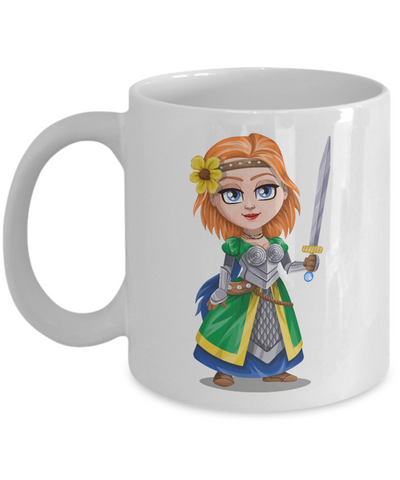 Knight - 11oz Mug v4 - Unique Gifts Store
