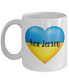 Ukrainian In New Jersey - 11oz Mug - Unique Gifts Store