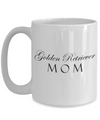 Golden Retriever Mom - 15oz Mug - Unique Gifts Store