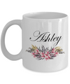 Ashley v2 - 11oz Mug