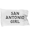 San Antonio Girl - Pillow Case