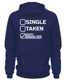 Busy Drinking Beer - Hoodie - Unique Gifts Store