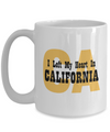 Heart In California - 15oz Mug - Unique Gifts Store