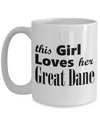 Great Dane - 15oz Mug