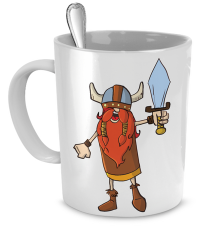 Viking - 11oz Mug - Unique Gifts Store