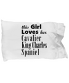 Cavalier King Charles Spaniel - Pillow Case - Unique Gifts Store