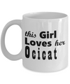 Ocicat - 11oz Mug - Unique Gifts Store