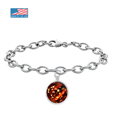 Red Christmas Ball - Bracelet - Unique Gifts Store