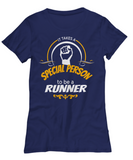 To Be a Runner - Women's Tee - Unique Gifts Store