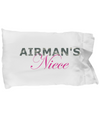 Airman's Niece - Pillow Case