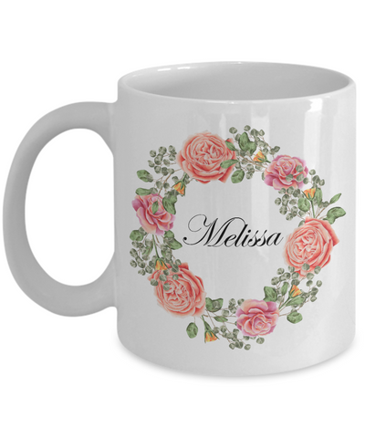 Melissa - 11oz Mug - Unique Gifts Store