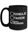 Busy Running - 15oz Mug