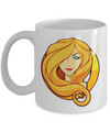 Zodiac Sign Virgo - 11oz Mug - Unique Gifts Store