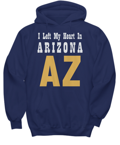 Heart In Arizona - Hoodie