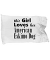 American Eskimo Dog - Pillow Case - Unique Gifts Store