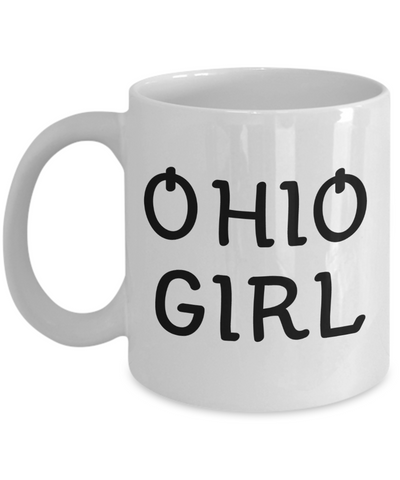 Ohio Girl - 11oz Mug - Unique Gifts Store