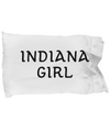Indiana Girl - Pillow Case