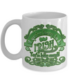Lucky To Be Irish - 11oz Mug - Unique Gifts Store