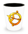 Zodiac Sign Sagittarius - Shot Glass - Unique Gifts Store