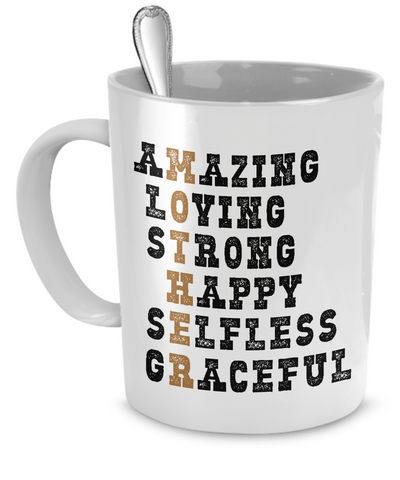 Mother - Mug - Unique Gifts Store