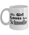 Schnoodle - 11oz Mug - Unique Gifts Store
