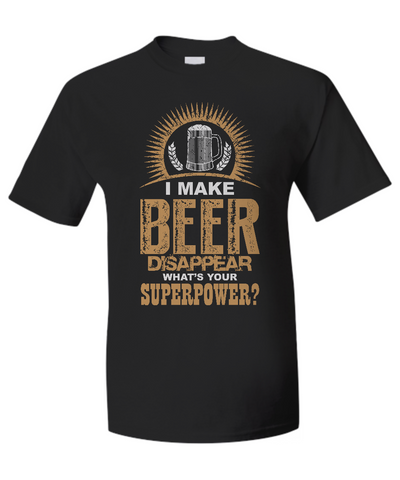 Beer Superpower - Unique Gifts Store