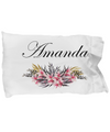 Amanda v2 - Pillow Case